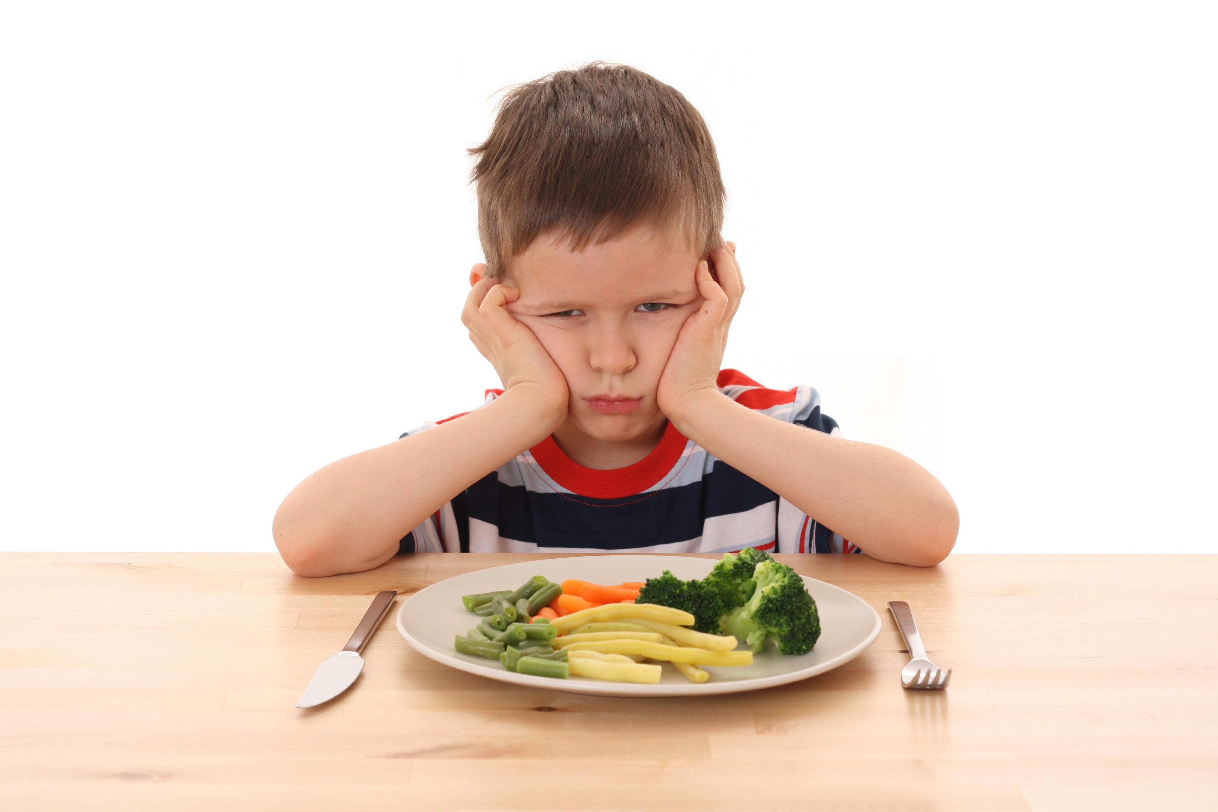 Kadang-kadang anak tidak mahu makan makanan yang disediakan