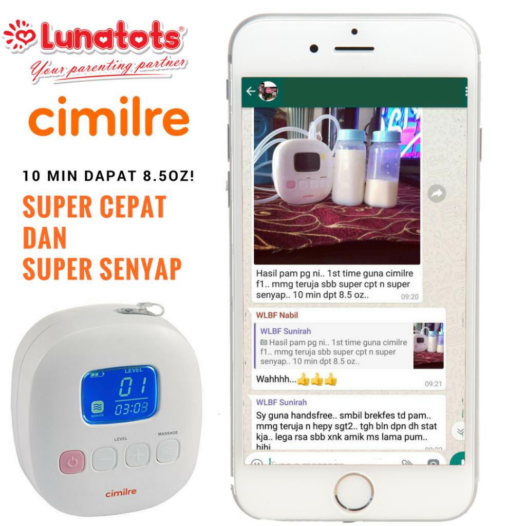 Review Cimilre